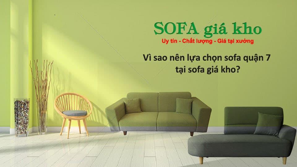 sofa quận 7