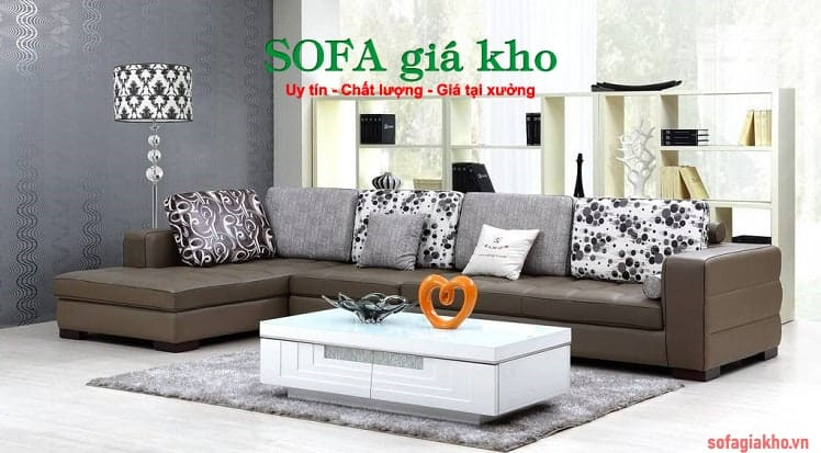 ghế sofa vải hàn quốc