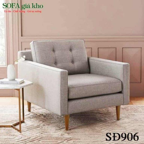 Ghế sofa văn phòng chữ SD906